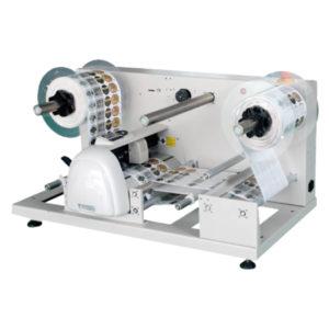 Fustellatrice Digitale per Bobine RR305